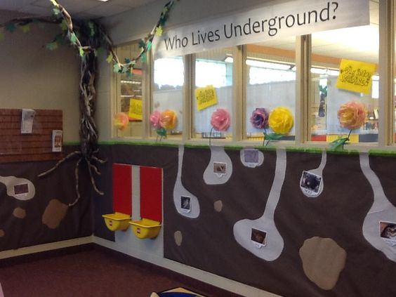 "See ""Who Lives Underground?"" at the Byron Township branch"