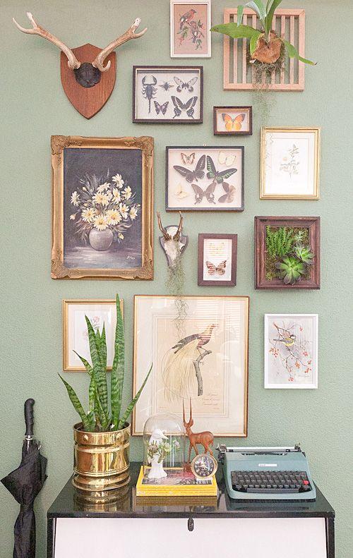 Photo Wall Styling:
