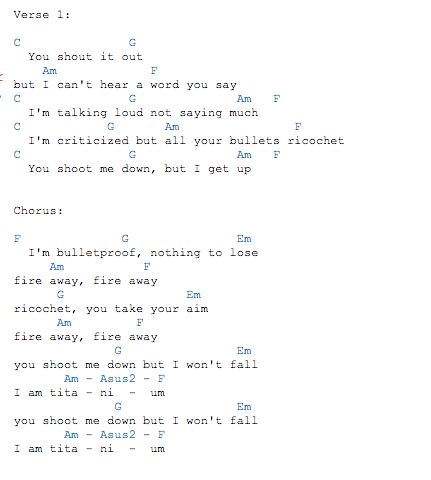 Miley Cyrus - Wrecking Ball Chords | Songs to Learn | Pinterest ...