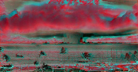 Atomic Vaporwave