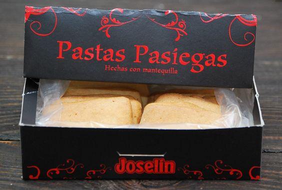 Esta semana ofrecemos a nuestros clientes probar la próxima incorporación a nuestro catalogo. Pastas Pasiegas Joselin. ¡Ven que se acaban!