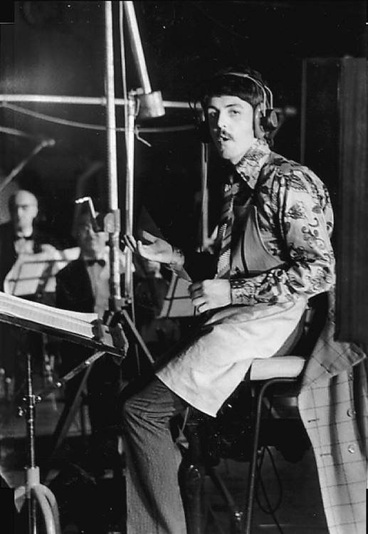 Recording A Day In The Life Paul Mccartney The Beatles Beatles Photos