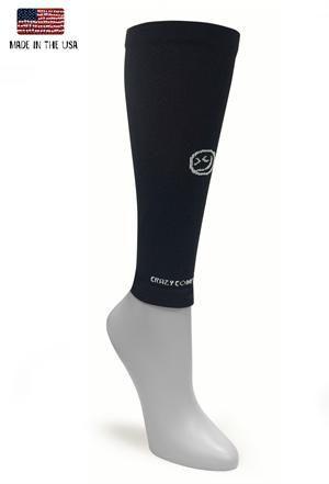 Solid black sleeve  #crazycompression #crazyclan www.crazycompression.com