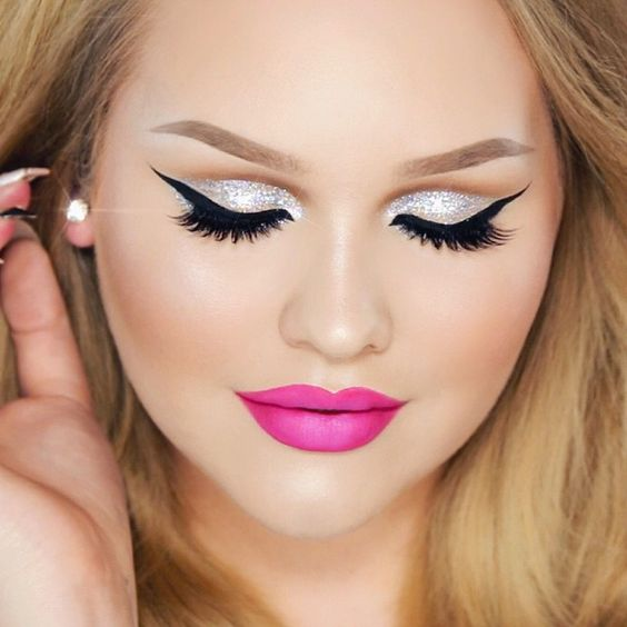 how to make lips pink