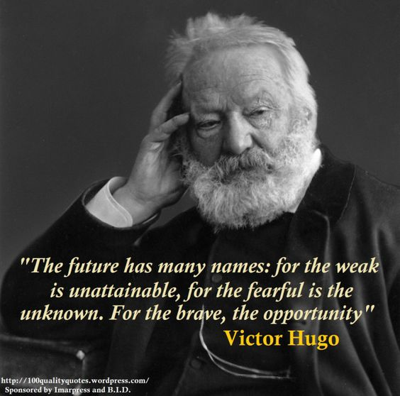Love Quotes Victor Hugo: The O'jays, The Future And Victor Hugo