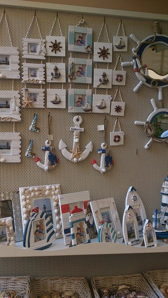 All things nautical in Sorrento