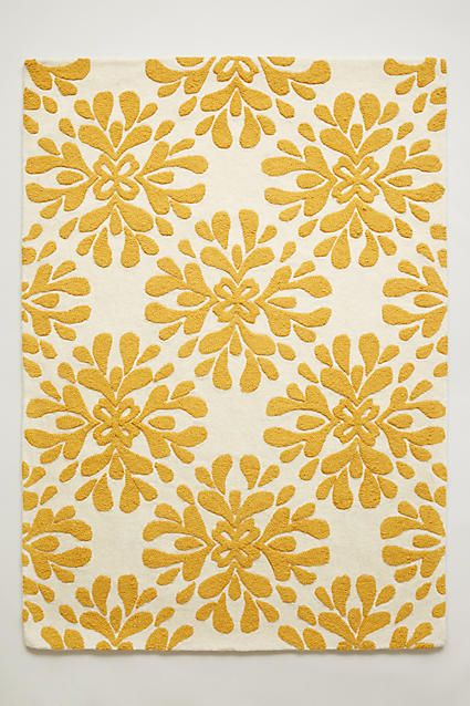 Coqo Floral Rug. loved this rug for years