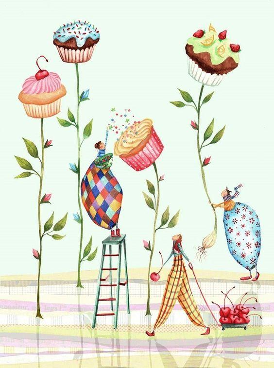 """""""Que a vida continue sendo doce e bela....Que nela encontre todas as coisas bonitas que existem...!!!"""""""