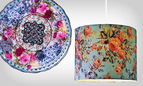 Motivo floral traz alegria para a casa - Decoração - Casa - MdeMulher - Editora Abril