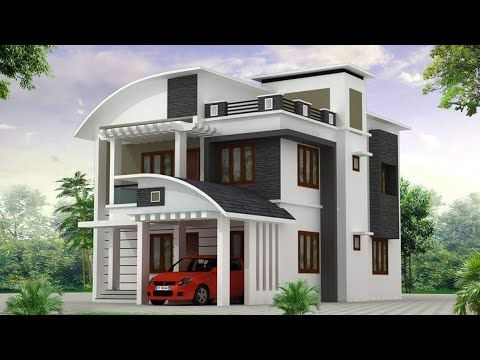 Youtube Kerala House Design Bungalow House Design Modern House Design