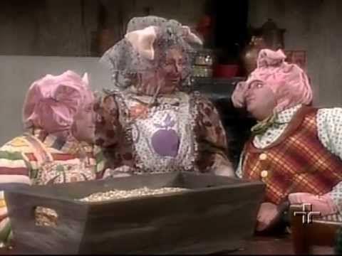 Os Três Porquinhos - Contos de Fadas (Dublado e Completo)