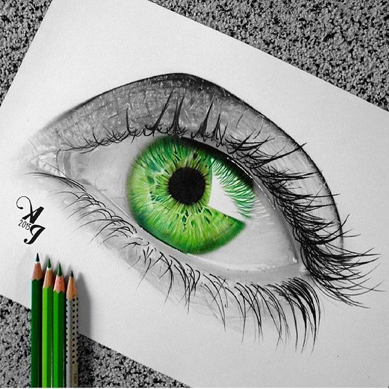 Jaw dropping drawing by artist @aleksandar94art