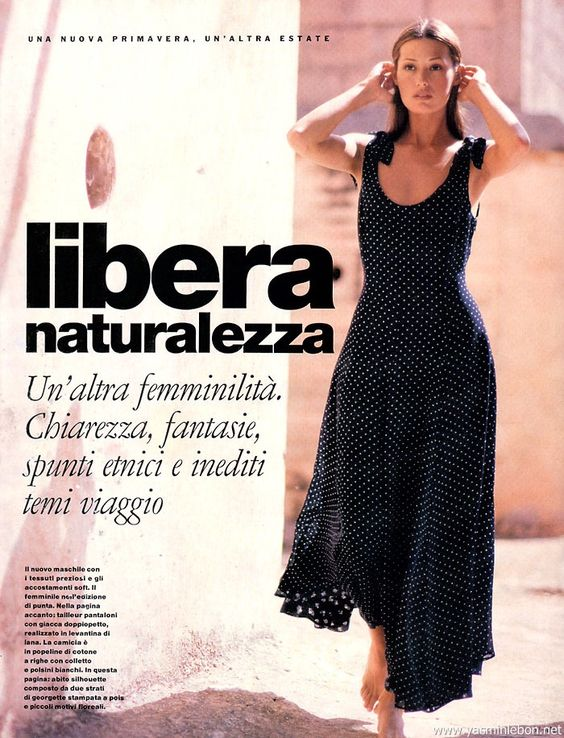 Yasmin Le Bon 1993