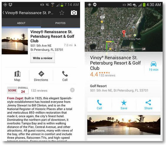 Five tips for the new Google Maps on Android - CNET