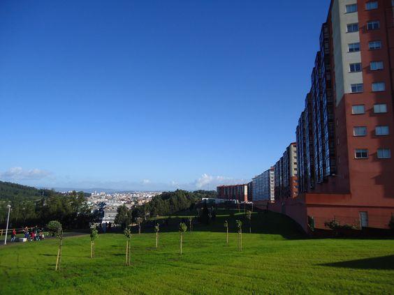 Novo Mesoiro, La Coruña. Galicia. España. Spain. Espagne.