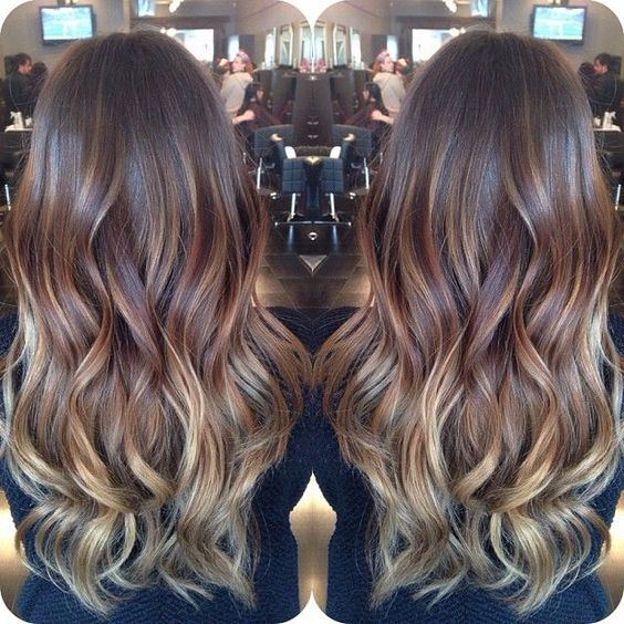Obsessed with the balayage technique! So want to do this but dont know if this