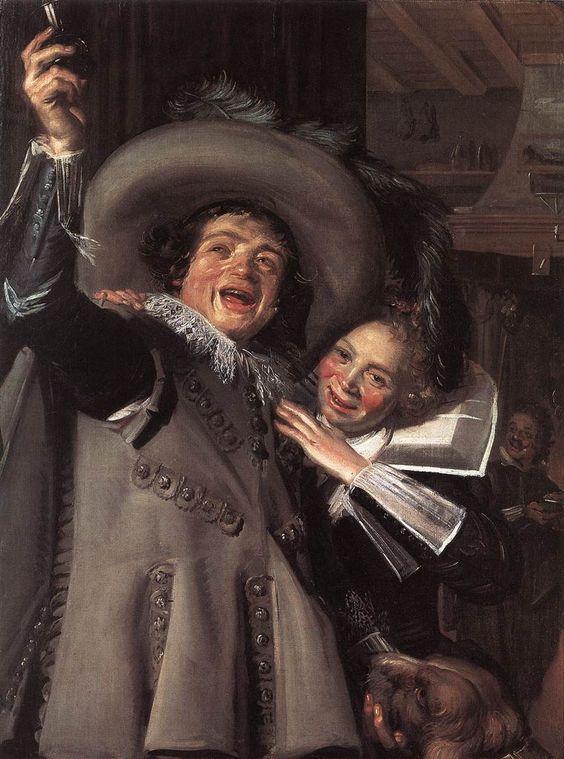 . जब यार करे परवाह मेरी मुझे क्या परवाह इस दुनिया की जग मुझ पे लगाये पाबंदी मैं हु ही नहीं इस दुनिया की .....डॉ. इरशाद क़ामिल Jonker Ramp & his Sweetheart, 1632 Painting by Frans Hals, Dutch, 1582 - 1666
