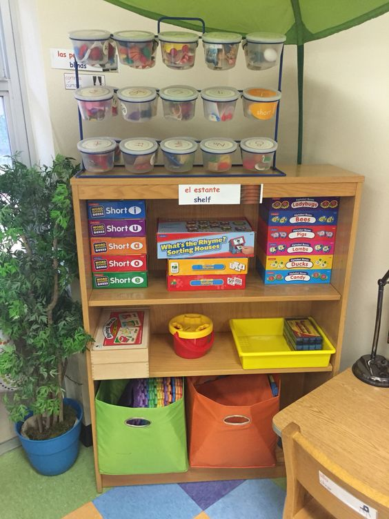 Finally finished unpacking my word work center. I'll start with these pretty basic games and puzzles and then move to more challenging sight word, word family and sentence games as the year goes on.