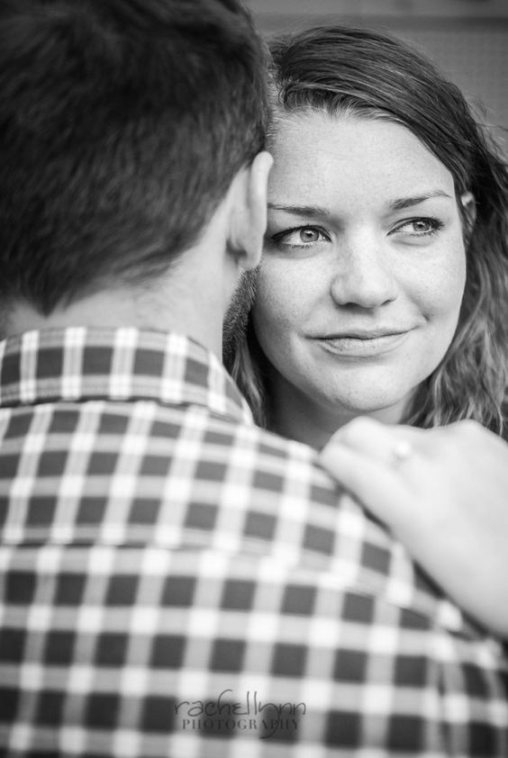 Engagement Session in Glen Falls Park and Billy Bar
