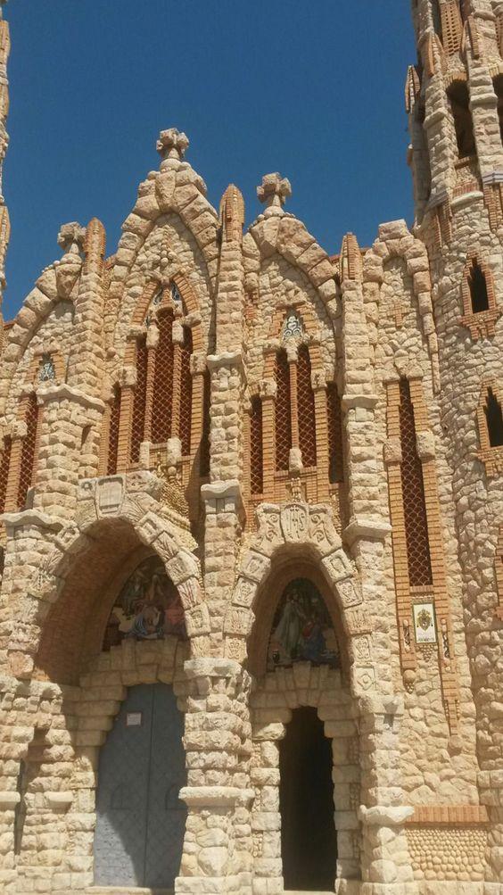 Santuario de Santa María Magdalena (Novelda)