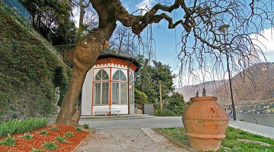 La limonaia di Villa Sucota, Como