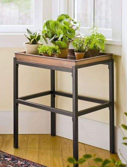 Plant Stand Is Utilized To Organize Your Blossom Plant Pots To