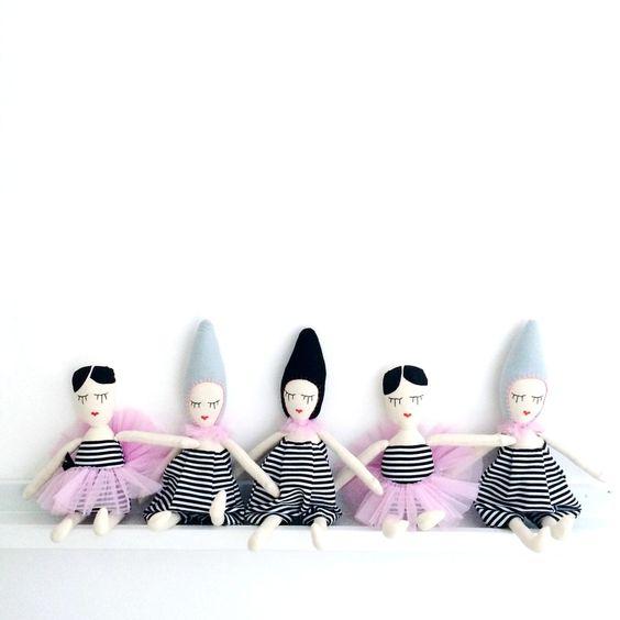 Image of Studio Escargot doll