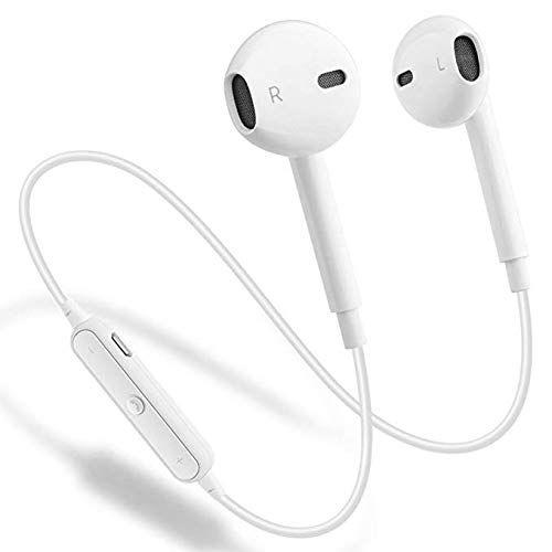 14 99 Save 85 Lightningdeal 87 Claimed Bluetooth Headphones In Ear Wireless Earbuds 4 Bluetooth Headphones Wireless Noise Cancelling Earbuds Headphones