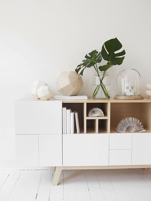 Aparador No.216. Designer: Jesper Ståhl / Abstracta.