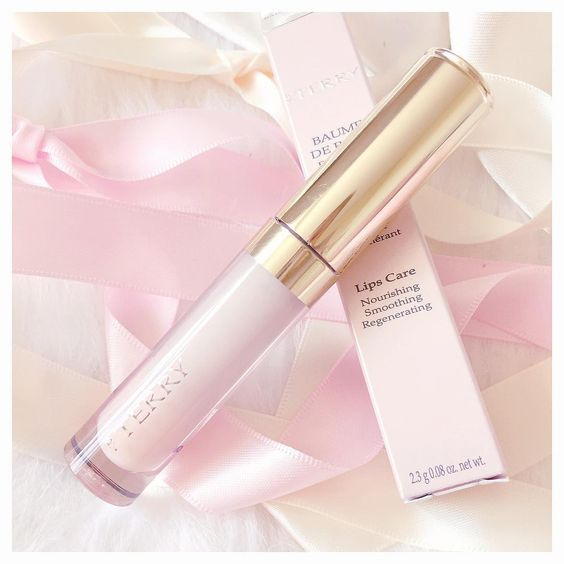 By Terry Baume De Rose Lip Balm lovecatherine.co.uk Instagram catherine.mw. Seams like a lovely colour!