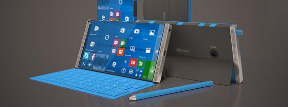 Lộ cấu hình Surface Phone: chip Snapdragon 835, 6GB RAM, màn hình 2K, chạy được app Desktop #ilaptop #ilapotpsi #Microsoft #SurfacePhone #Smartphone #Snapdragon