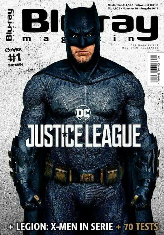 Justice League Lands In Cover Of Bluray Magazine The Fanboy Seo Justice League Batman Dc Comics Heroes