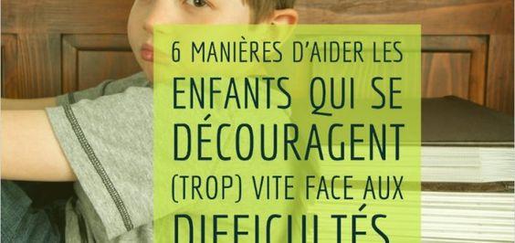 Corriger les erreurs des enfants de manière positive