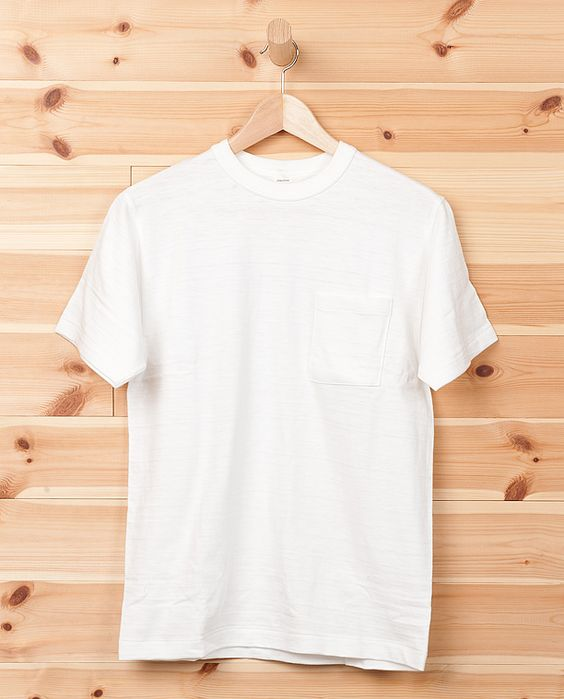 Warehouse Sport Wear Pocket T-Shirt