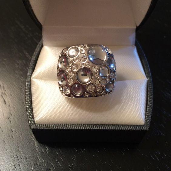 Lia Sophia Ring Size 6 Lia Sophia Jewelry Rings
