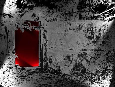 'Way to Hell' als Poster oder Kunstdruck