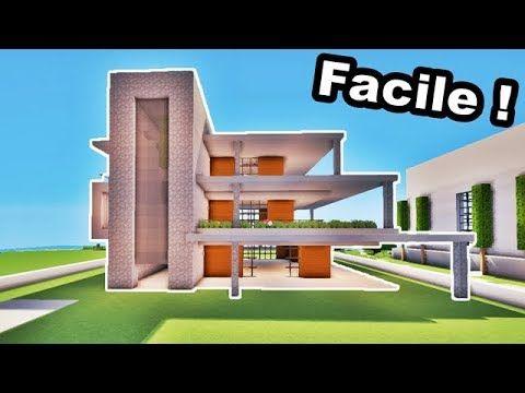 Comment Faire Une Grande Maison Moderne Facilement Tuto