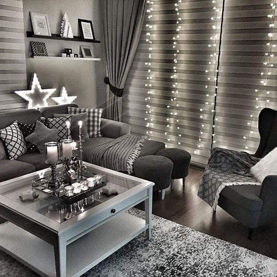 Cozy Living Room Ideas, Silver Living Room Ideas