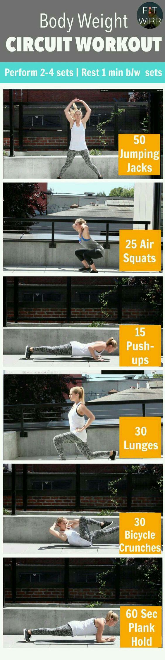 Loose Chubby Fat With This Amazing Effective Proven Body Circuit Workout #Health #Fitness #Trusper #Tip