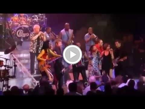 - EARTH WIND AND FIRE AND CHICAGO WOULD YOU PLEASE SHARE THIS VIDEO...