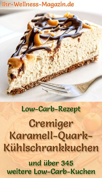 Schneller Low Carb Karamell Quark Kuhlschrankkuchen Rezept Ohne Zucker Kuchen Ohne Zucker Und Mehl Kuhlschrankkuchen Rezepte Ohne Zucker
