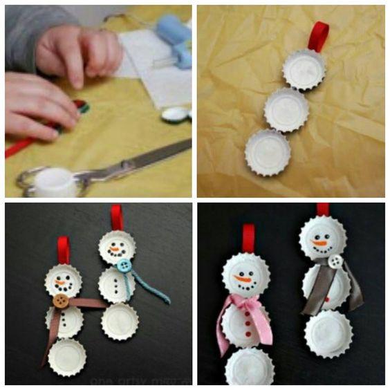Para adornar tu rbol de navidad puedes elaborar con - Manualidades con fieltro para navidad ...