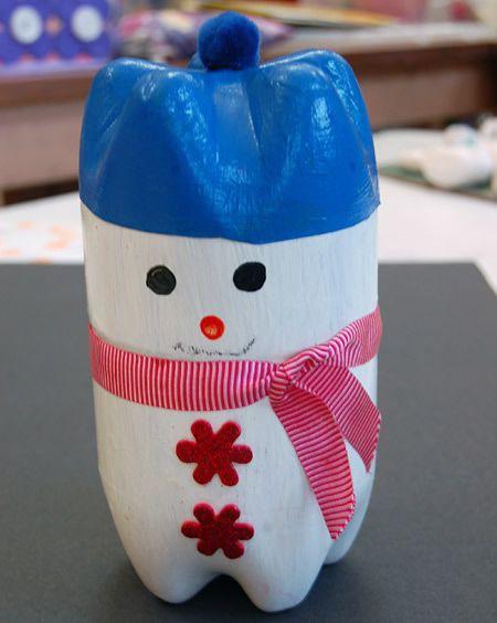 As melhores ideias de enfeites de Natal com materiais recicláveis de um jeito que você nunca viu.: