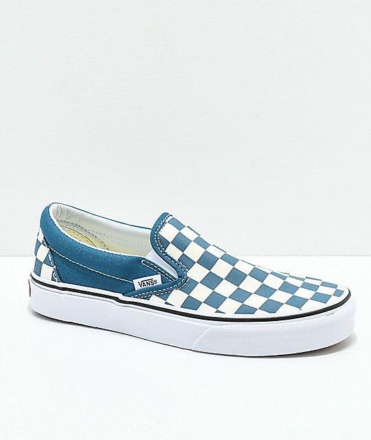 Vans slip on, Shoes