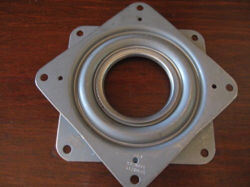 "5//16/"" Thick /& 200 LB Capacity One Square 3/"" Inch Lazy Susan Turntable Bearing"
