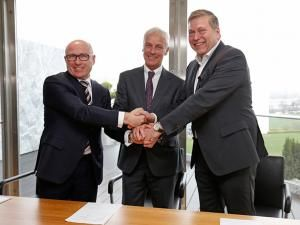VW and Tata Motors plot partnership to bring Skoda to India in 2019