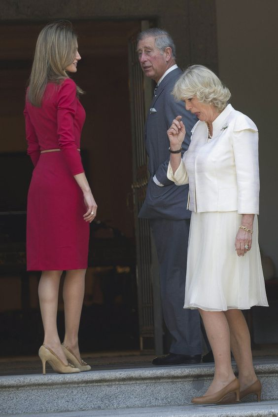 Camilla Parker Bowles - WTH KINDA FACE IS THAT!?!?!
