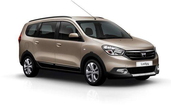 Dacia Lodgy : le monospace familial évolue