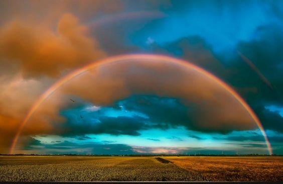 Nature Rainbow #JetsetterCurator