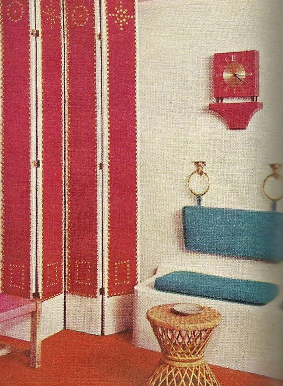 Better Homes And Gardens Decorating Ideas Book From 1960